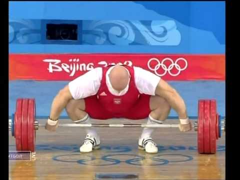 Klokov Dmitry Olympic games 2008