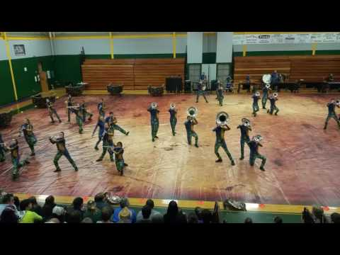 Central Lafourche High School Trojan Lancer Band