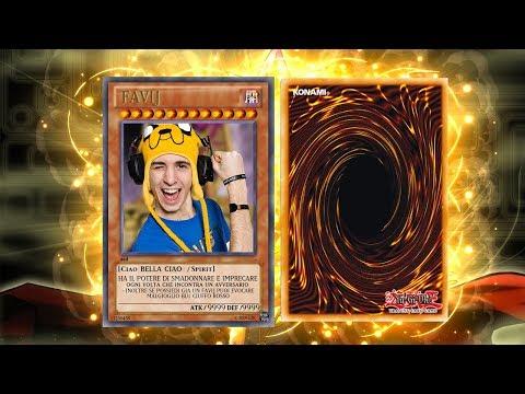 FAVIJ su Yu-Gi-Oh! Duel Links