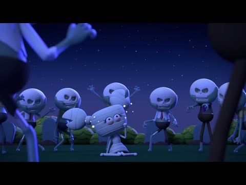 AstroLOLogy | Skeletons On The Attack  | Chapter: Halloween Season | Cartoons For Kids