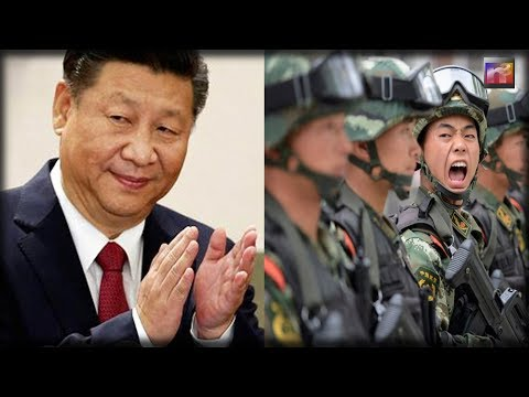 China Makes BOLD Military Move Executing Their Plan for Geo-Political Dominance Takes Shape