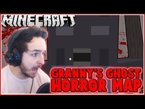 Why Am I So Scared? | Minecraft Horror Map