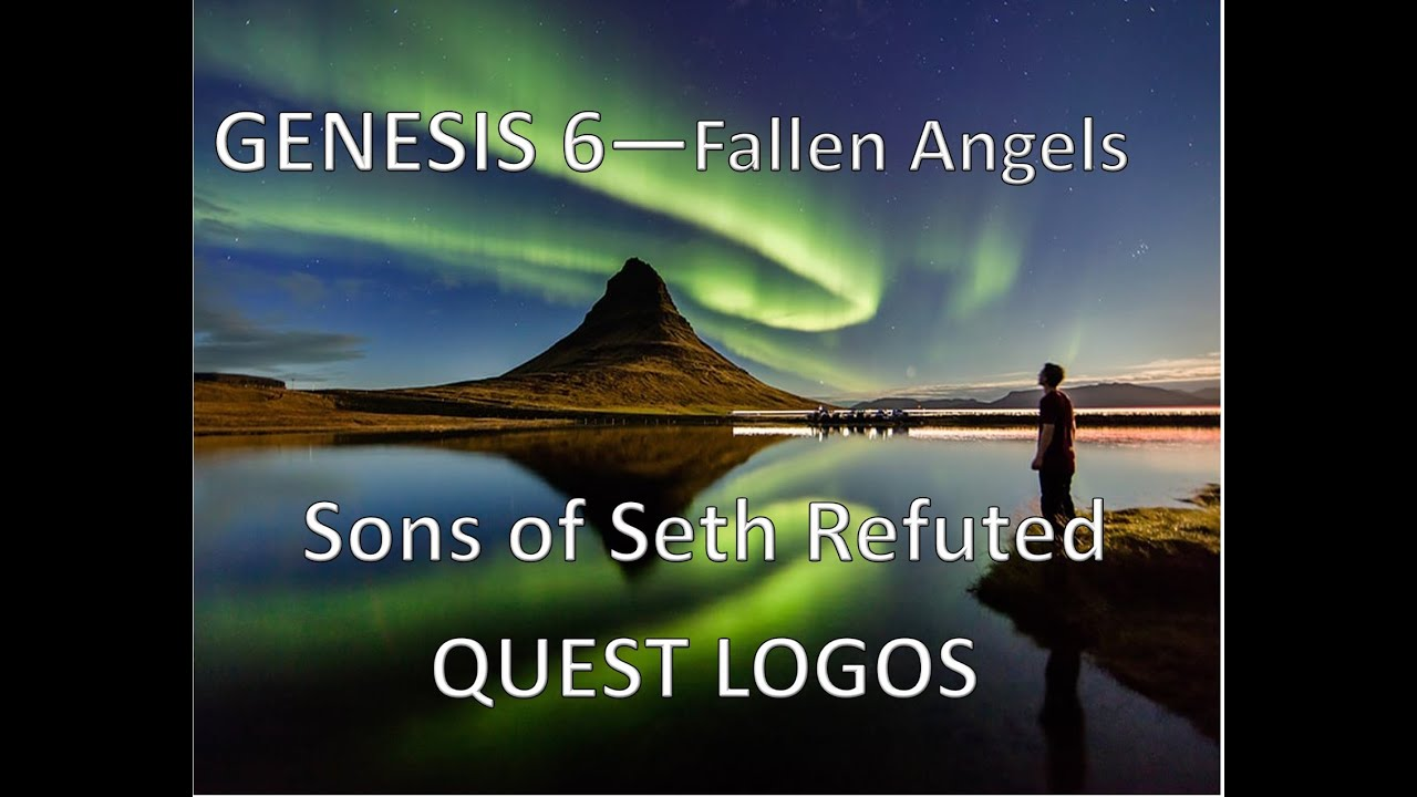 Fallen Angels And The Nephilim. Sons Of Seth