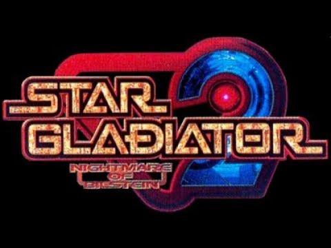 Star Gladiator 2: Nightmare of Bilstein con un credito.
