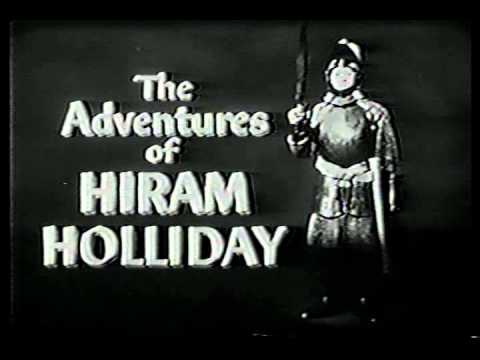 Hiram Holiday starring Wally Cox - part 2