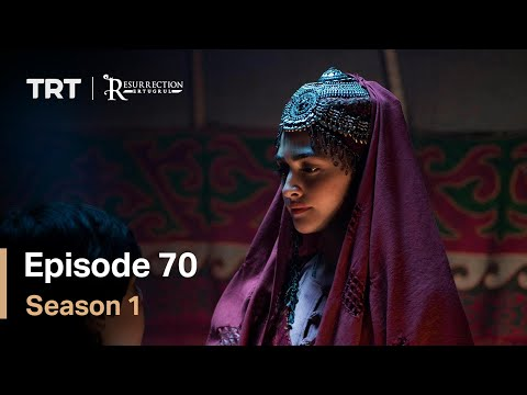 Resurrection Ertugrul Season 1 Episode 70