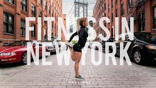 Fitness Photoshoot | NYC | Nikki Blackketter - Vlog #12
