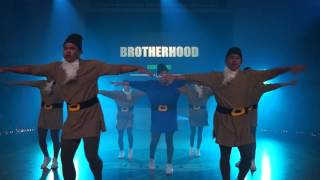 Shamrock 2016 - Brotherhood