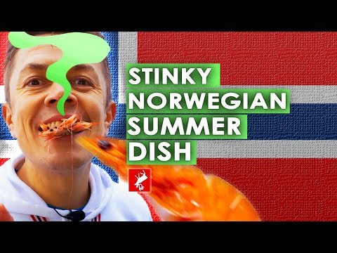 The Most Popular Summer Dish In Norway - DIY