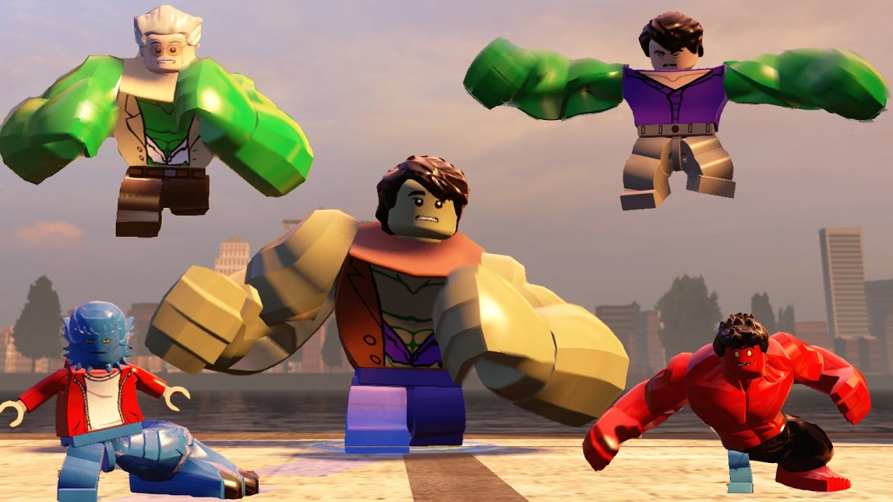 lego marvel how to buy characters
