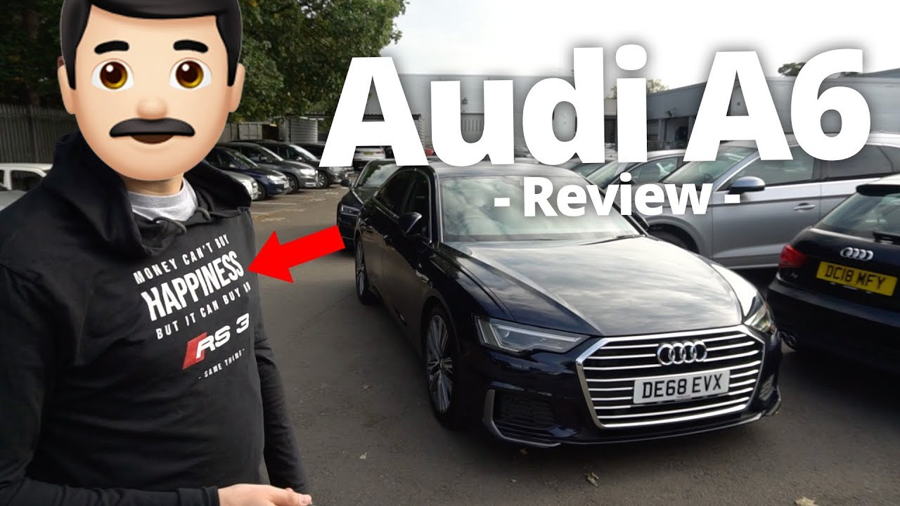 We Go For A Spin In The 2019 Audi A6 Saloon Stable Lease Youtube