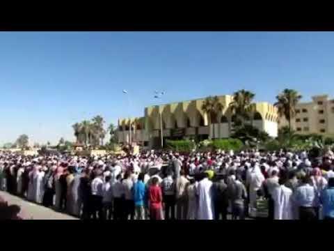 Egypte: première video de l'attentat contre une mosquée du Nord-Sinaï .