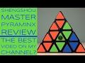 ShengShou Master Pyraminx review