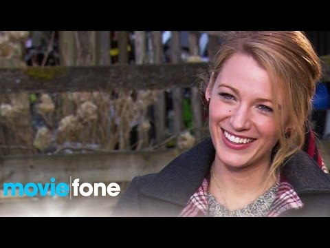 Making Of 'The Age Of Adaline' | Blake Lively Interview
