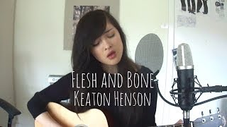 Keaton Henson - Flesh and Bone - Cover (Amano)