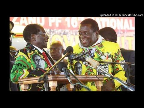 Emmerson Mnangagwa F****ck you  - AUDIO