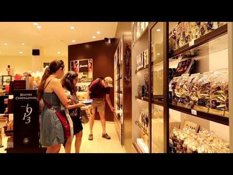 Leonidas Chocolates - Brussels 25 - 29 Aug '17