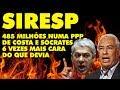corrupção siresp oliveira costa