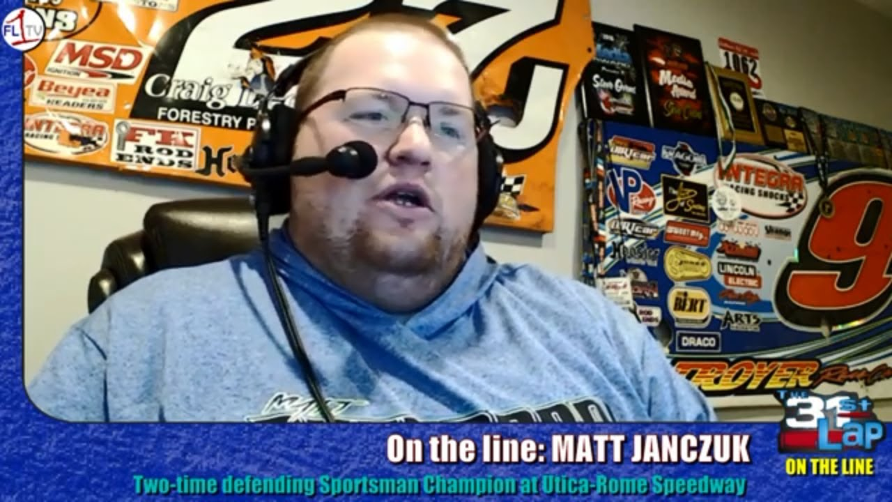 THE 31ST LAP: Matt Janczuk, ASCoC coming to Finger Lakes Region (podcast)