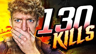 WORLD RECORD kills this season!? (130 KILLS WARZONE)