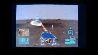 """Let´s play Steel Reign Playstation 1 - oldschool - Bonus Mission """"Mars"""""""
