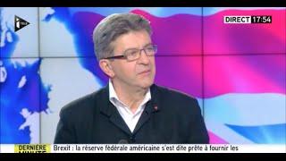 Brexit : « L'Union europeenne actuelle est faite pour les ultrariches » - Melenchon