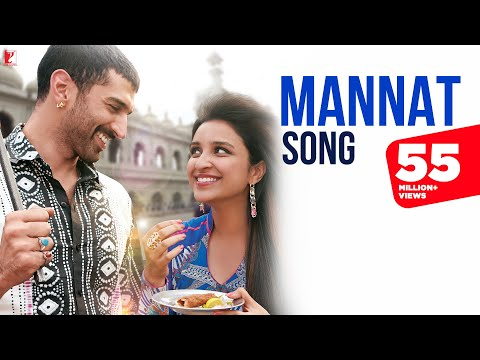 Mix - Mannat - Full Song | Daawat-e-Ishq | Aditya Roy Kapur | Parineeti | Sonu | Shreya | Keerthi