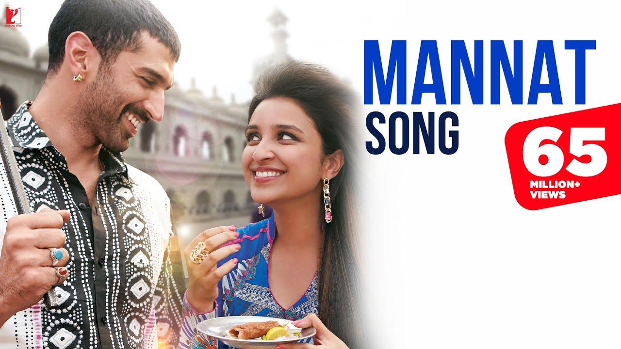 Download Mannat | Full Song | Daawat-e-Ishq | Aditya Roy Kapur, Parineeti Chopra | Sonu Nigam, Shreya Ghoshal
