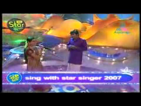 Compare Duets: Idea Star Singer 2008 Vivekanand with Durga Vishwanath Ragangale Mohangale