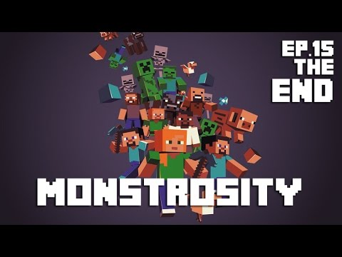 Minecraft CTM - Monstrosity #15 - The END