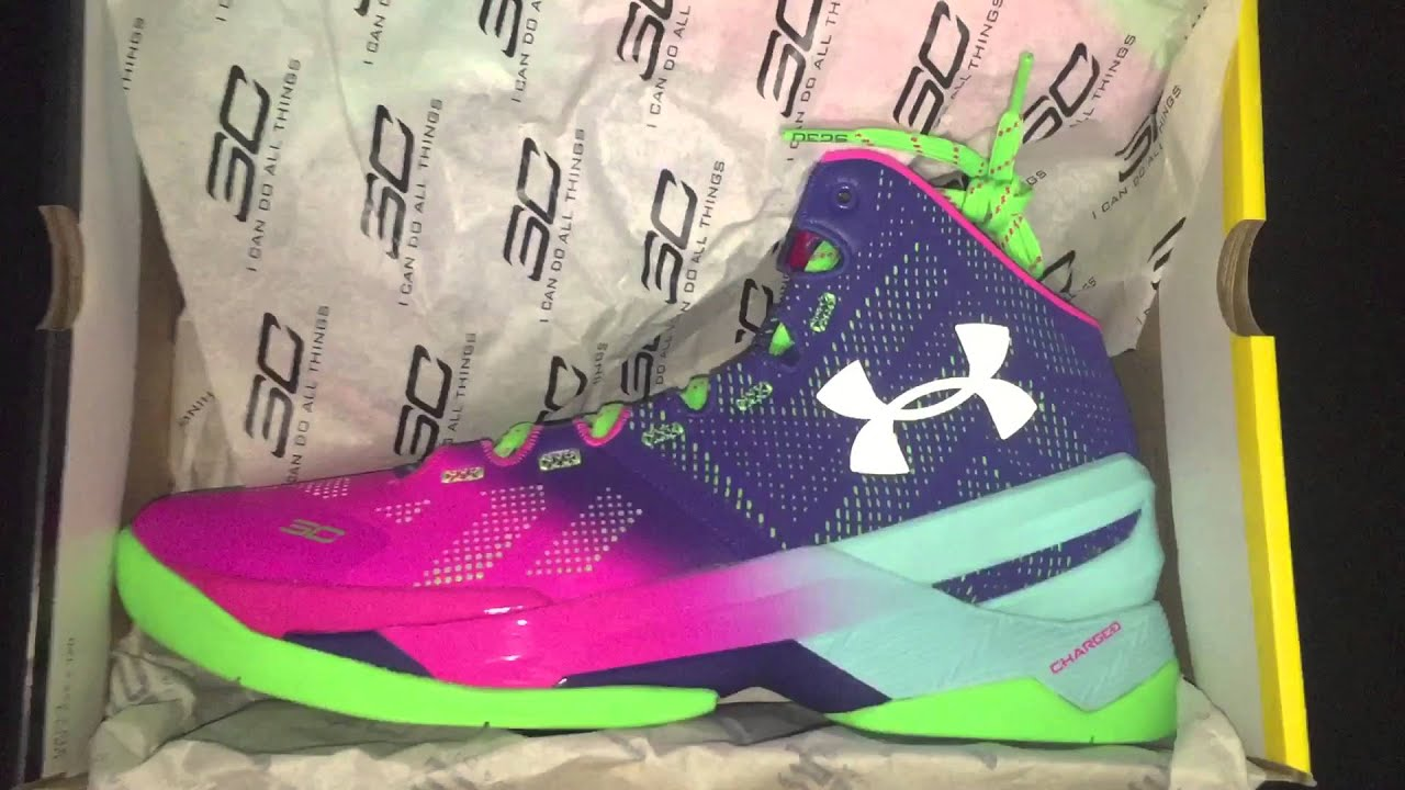 Christmas pick ups Curry one select camp, curry 2 northern lights ...