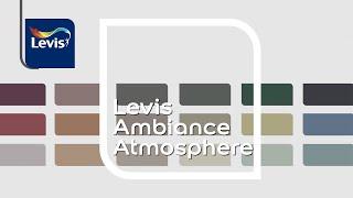 La palette Levis Ambiance Atmosphere : riche et distinctive