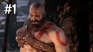 God Of War 4 PS4 - Part 1 - A NEW BEGINNING!