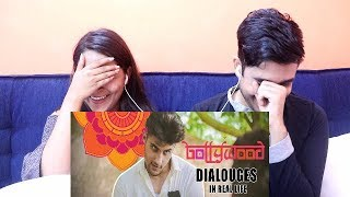 INDIANS react to OUR VINES Bollywood dialogues in real life