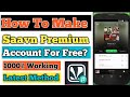 🔥How To Make Saavn Premium Account For Free  2019 New Method  1000%Working