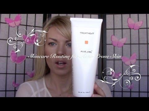 Skincare Routine for Acne Prone Skin!