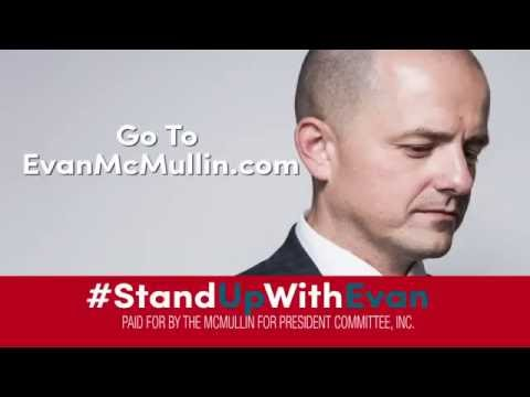 Evan McMullin Campaign Ad Why #StandUpWithEvan?