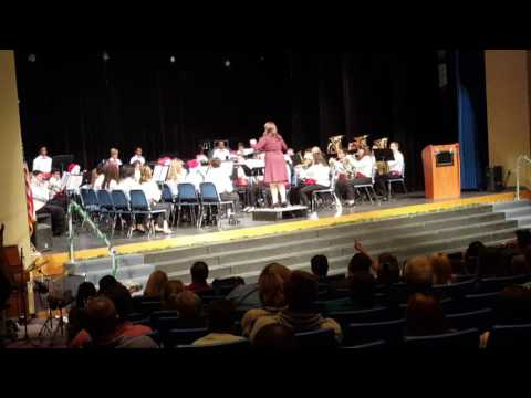 Mallet Maniacs by Mark Williams Played by South Seminole Middle School