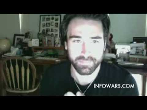 Awesome Interview with Sean Stone (son of Oliver Stone) by Alex Jones InfoWars com