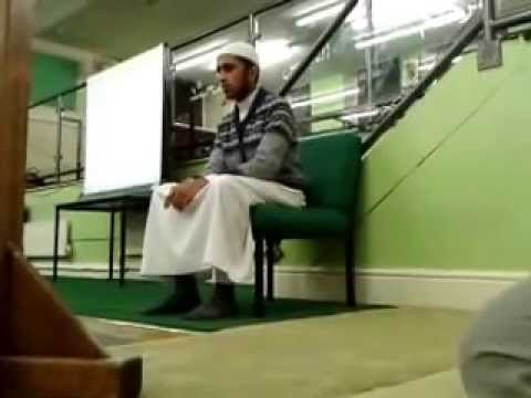 Khuzema Umar Quran Recitation - Surah Muzammil - Eternal Light School Open Evening (30/10/13)