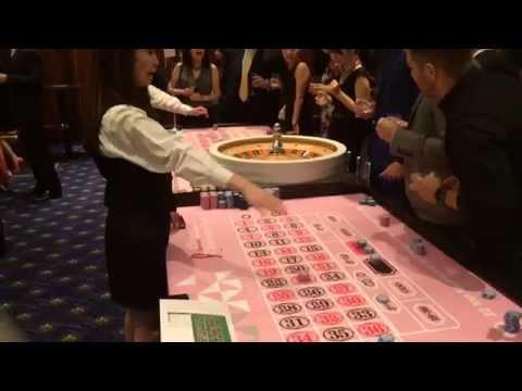 Casino Night at the Westin, Tokyo