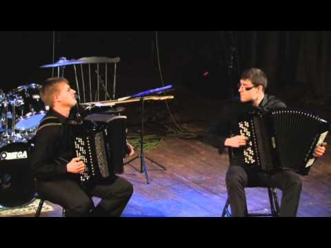 A.Piazzolla - Libertango /New Poznań Accordion Duo /M.Gajda Kłajczyk