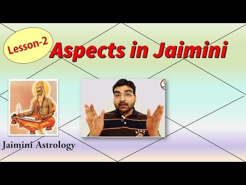 Jaimini Aspects (Jaimini