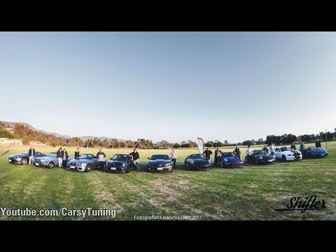 The Shifter Trip - Gallardo Spyder, 991.2 Turbo S Cabrio, GT3RS, GT500 and more!