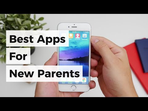 Best Baby Apps & Trackers for New Parents