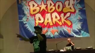 DJはキングギドラのDJ OASISさんです。