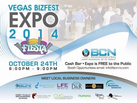 2014 Vegas BizFest Expo - PR Connections in live broadcast