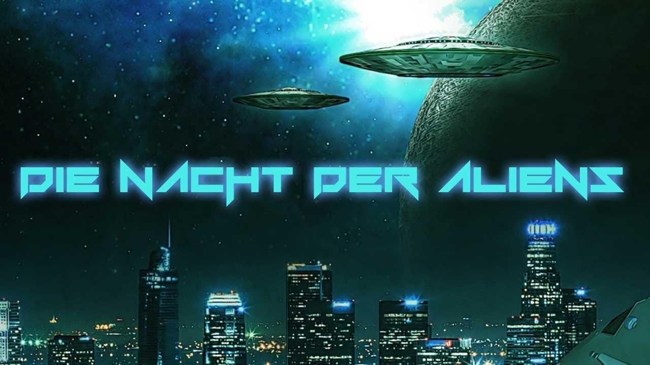 Die Nacht der Aliens (Science Fiction Film in voller Länge anschauen, Kompletter Film auf Deutsch)