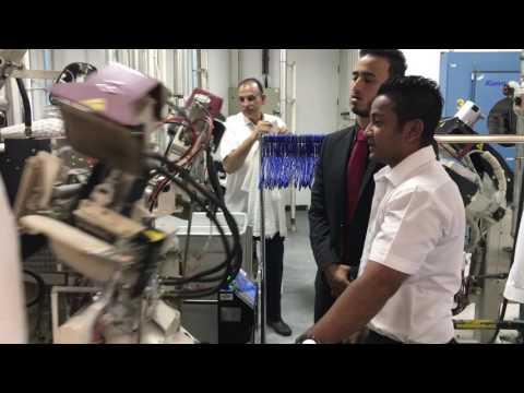 Emirates Academy Housekeeping - Jumeriah Laundry