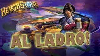 JADE CONTROL ROGUE: AL LADRO!!! [HEARTHSTONE ITA]